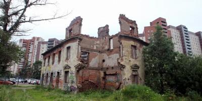 Рыбацкое, Зотов дом, Рыбацкий проспект, 5