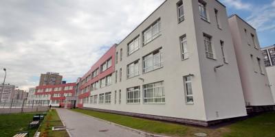 Школа, Русановская улица, 15, корпус 2