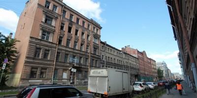 Тележная улица