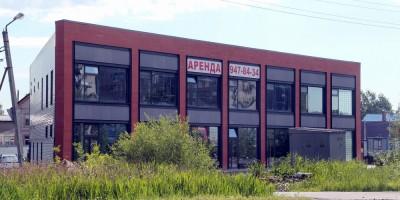 Торговый центр в Усть-Ижоре