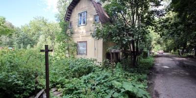 Костромской проспект, 45, деревянный дом
