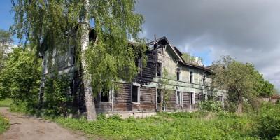 Красное Село, Фабричный посёлок, дом 2