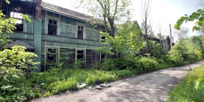 Красное Село, Фабричный посёлок, дом 2, фасад