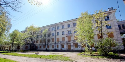 Петергоф, улица Юты Бондаровской, 13, корпус 1