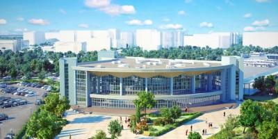 Проект автовокзала на Витебском проспекте