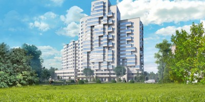 Сестрорецк, Приморское шоссе, 352, проект жилого дома