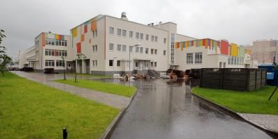 Школа на Бестужевской улице, 5, корпус 1