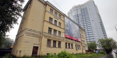 Школа на Смоленской улице, 14