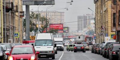 Улица Константина Заслонова, жилые дома