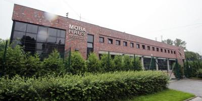 Улица Седова, 46, корпус 1, бизнес-центр Moba House