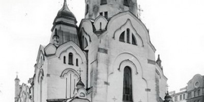 Церковь Алексея на Чкаловском проспекте