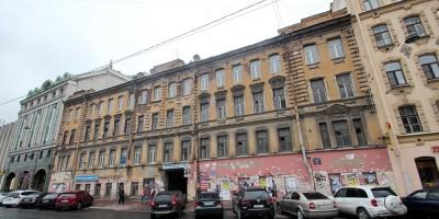 Дом Малоземовой на Лиговском проспекте, 56