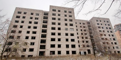 Двинская улица, 8, корпус 2, заброшенное общежитие