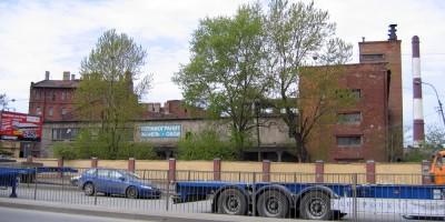 Лиговский проспект, 271, завод