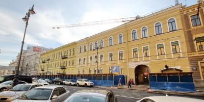 Малая Морская улица, 18-20, реконструкция