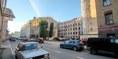 Малая Разночинная улица, 5