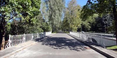 Мост через Чухонку