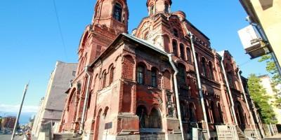 Покровская церковь на Боровой