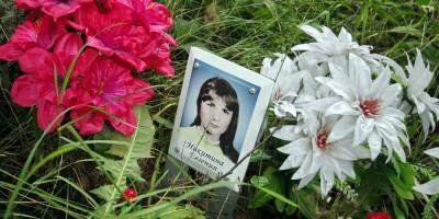 Пулковское шоссе, мемориал упавшему самолету Ил-18, Никитина