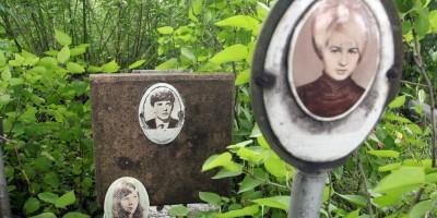 Пулковское шоссе, мемориал упавшему самолету Ил-18, эмаль