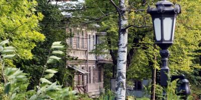 Пушкин, дом Данини на Павловском шоссе