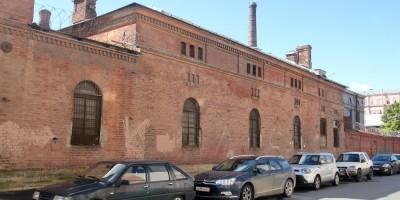 Пироговская набережная, дом 13, литера Ж, каретный сарай
