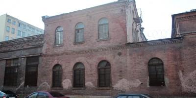 Пироговская набережная, дом 13, литера Ж, службный корпус