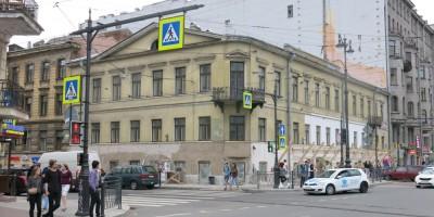Реставрация дома Кузнецовой