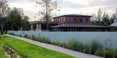 Стрельная, Санкт-Петербургское шоссе, 101б
