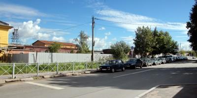 Тосина улица