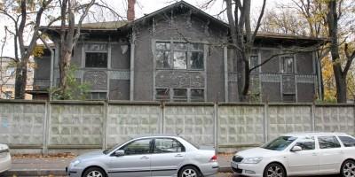 Административное здание завода Экваля в Красногвардейском переулке, 12