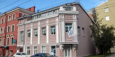 Большая Пушкарская улица, 3а, Прометей