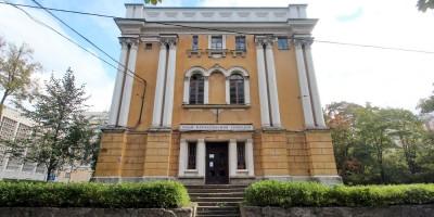 Церковь Преображения Господня, лицевой фасад