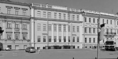 Дом Черкасского, проект