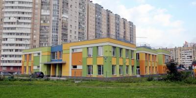 Дунайский проспект, 7, корпус 5, детский сад