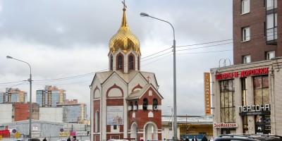 Коломяжский проспект, 15, корпус 3, церковь Татьяны
