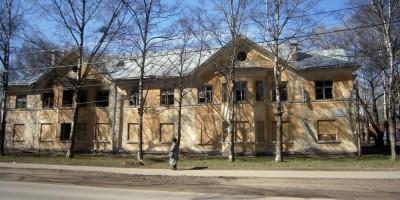 Красное Село, улица Лермонтова, 17