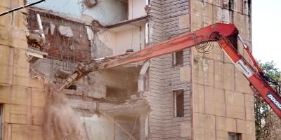 Кинотеатр на 2-м Муринском проспекте, 36, снос