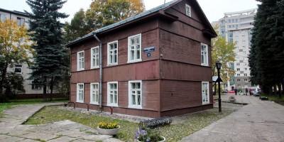 Музей Невская застава, Ново-Александровская улица, 23