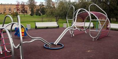Парк Куракина Дача, детская площадка