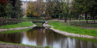Парк Куракина Дача, Козлов ручей