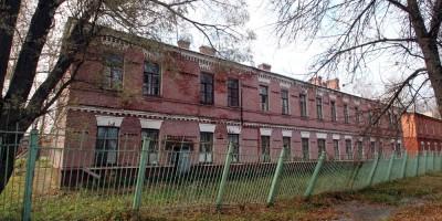 Павловск, улица Обороны, дом 1б, литера АБ