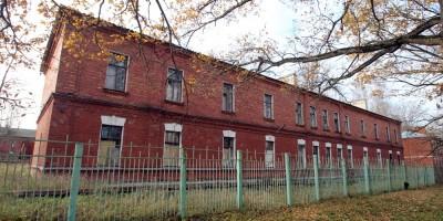 Павловск, улица Обороны, дом 1б, литера Ц