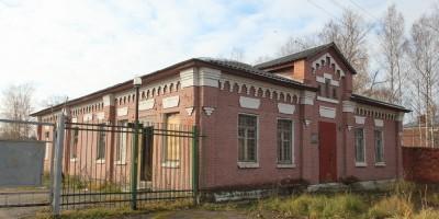 Павловск, улица Обороны, дом 1б, литера Ф