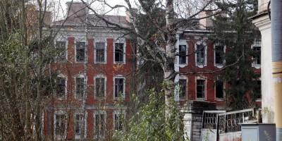 Павловск, улица Обороны, дом 1б, литера Ю