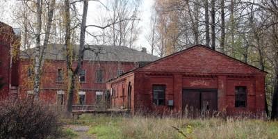 Павловск, улица Обороны, дом 1б, литеры Б и Р