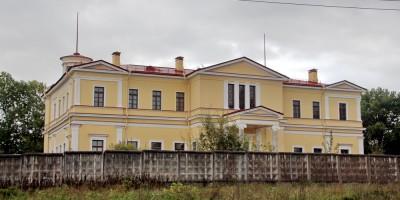 Павловск, усадьба Самойловой