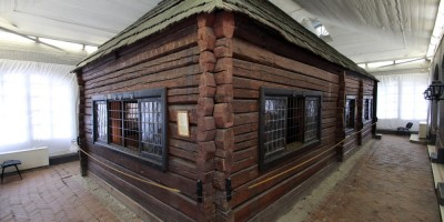 Петровская набережная, 6, домик Петра I