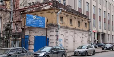 Реконструкция на улице Профессора Попова