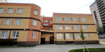 Российский проспект, 19, детский сад
